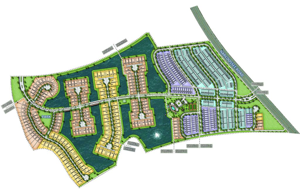 Pulte Homes Purchases 508 sites for Waterfront Homes at Isles of Lake Nona 1